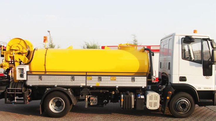 Sewer Jetting Vehicles GCT-JET03