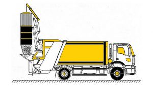Crane Mounted Waste Compactor