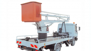 Articulated Aerial Platform