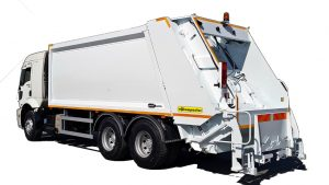 Garbage Truck Manufacturers In Turkey