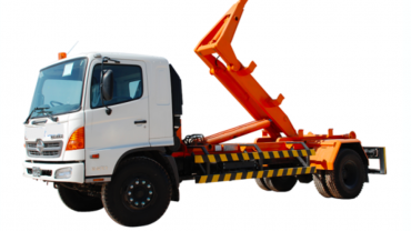 Truck Mounted Hook Loader