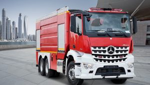 Fire Fighter Truck Multifunctional 15.000 Lt
